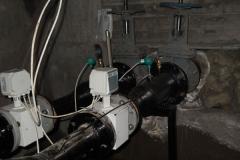 Тепловая камера с узлом учета тепловой энергии