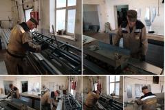 Цех по производству изделий из оцинкованной стали