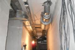 Монтаж системы приточно-вытяжной вентиляции